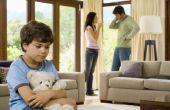 Kinderen problemen met Ouderlijke scheiding