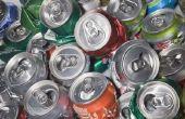 Hoe vindt u de dichtheid van een lege aluminium Soda kan
