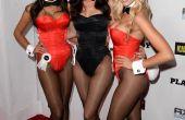 Hoe maak je een Playboy Bunny kostuum voor Halloween