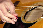 De beste manier om te leren gitaar spelen