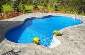 Problemen die worden veroorzaakt door het installeren van een Inground zwembad