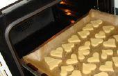 Hoe voor te bereiden op Cookie vellen