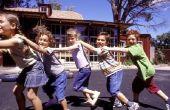 Zondagsschool Games voor 4 jarigen