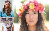 Projecten van de DIY Fashion voor festivalseizoen