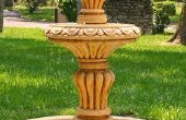 Hoe te formaat een fontein pomp