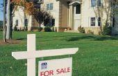 Regels voor de verkoop van huizen