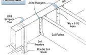 Hoe te te remodelleren uw huis met een verborgen Flush Beam
