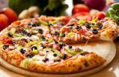Lijst van Pizza Toppings