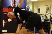 Yoga oefeningen voor voetballers