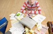 Het controleren van de IRS Online betalingen