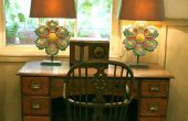 Tips over het verwijderen van de kunststof laminaat van een tafel of Bureau