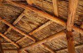 How to Install gegolfde metalen dakbedekking op plafonds