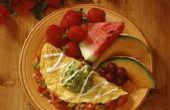 Hoe maak je ontbijt Migas--een smakelijke Tex-Mex recept