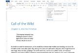 Hoe gebruik ik niet-afdrukbare tekens in Microsoft Word?