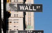 Jaarsalaris van een investeringsbankier op Wall Street
