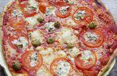 Het afdrukken op pizzadozen