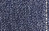 How to Make Denim tapijten