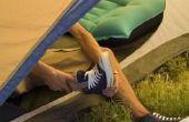 Hoe te repareren van een gescheurde luchtbed