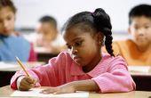 How to Teach tweede-klassers te schrijven van een onderwerp-zin