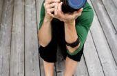 Hoe maak je een handtekening voor fotografie