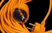 Soorten elektrische verlengkabels