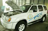 Hoe vervang ik een Nissan Xterra Radiator