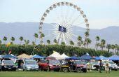 Hoe te overleven kamperen op het Coachella Festival