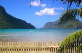Stranden in Morong, Bataan