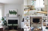 22 DIY manieren bijwerken van uw huis op een klein Budget