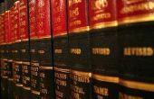 Hoe te vervolgen van iemand zonder een advocaat