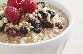 Wat te eten bij het ontbijt om gewicht te verliezen