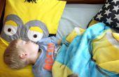 Hoe maak je een Minion kussensloop