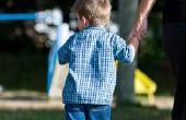 De rechten van de bewaring van het kind van tantes & ooms