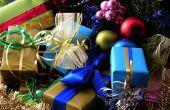 Hoe een kleine woonkamer decoreren voor kerst