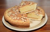 How to Make George's Bakewell taart