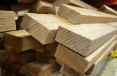 Het beste hout voor verhoogde Plant bedden