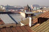 Hoe de berekening van de kosten van een plat dak