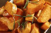 Gezondheidsvoordelen van zoete aardappelen