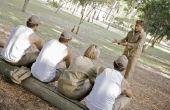 Ideeen voor opleiders van de kamp