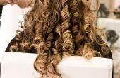 Deva methode voor het knippen van krullend haar