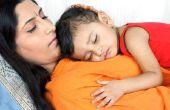 Hoe om uw 4-jarige te slapen door de nacht