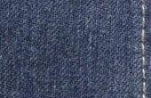How to Make een Scatter deken uit gerecycled Denim