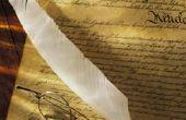 Wat Is de betekenis van de Amerikaanse grondwet?