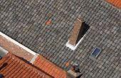 Kan een schoorsteen smelten glasvezel isolatie?