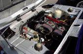 Specificaties voor een Honda ATF Z-1