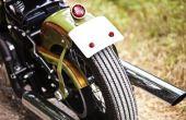 Wat is een Bobber motorfiets?