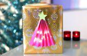 Verlichte kerstboom Gift Wrap