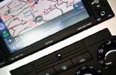 Het bijwerken van een Toyota Sienna navigatie DVD