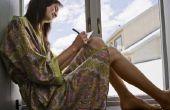 Hoe schrijf je een leuke brief voor iemand verlaten op een reis