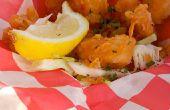 Hoe maak je bier SLAGMAN diepe gebakken vis, garnalen, kip